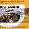 Rive Gauche - par le Cabaret du Moulin de Bevaix