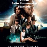 Cloud Atlas- Mercredi 19 avril 2017- Salle communale de Saint Luc 20h30