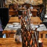 "Restaurant ""Le Tzambron"""