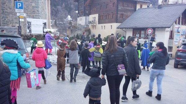 Carnaval a vissoie