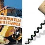 8_9 avril 2017 Les vins Jean-Marie Pont et les raclettes du Château de Villa à Tignousa