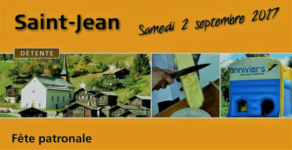 Fête Patronale de St-Jean 2017