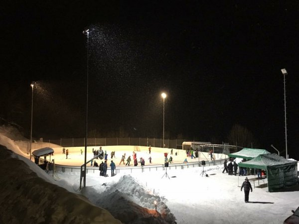 Patinoire d'Ayer